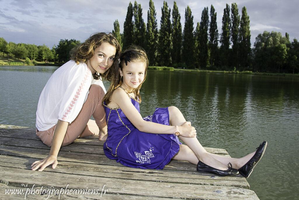 Diana et sa nièce