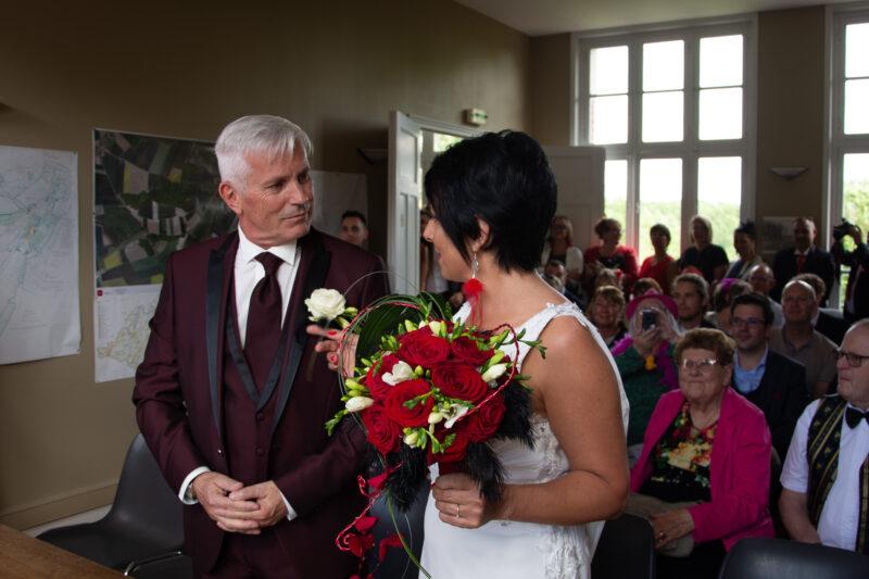mariage de natacha et gérard