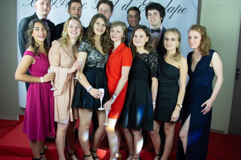 Gala esculade (étudiants en médecine)